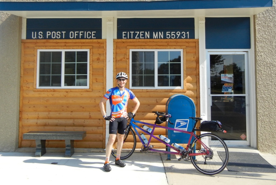 US Post Office, Eitzen Minnesota