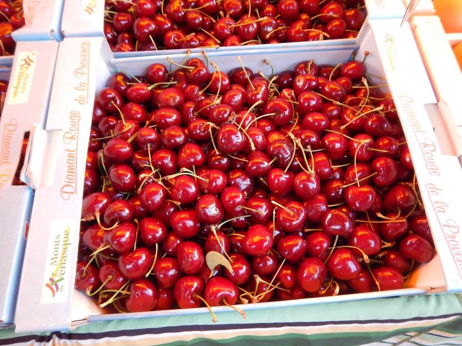 cherries are in season