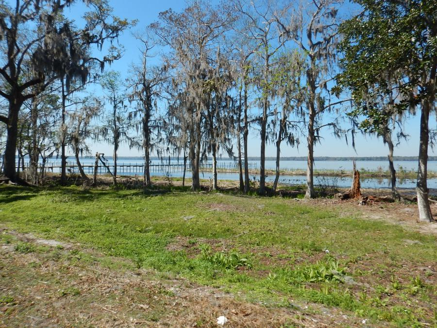 Beside the St. Johns River.